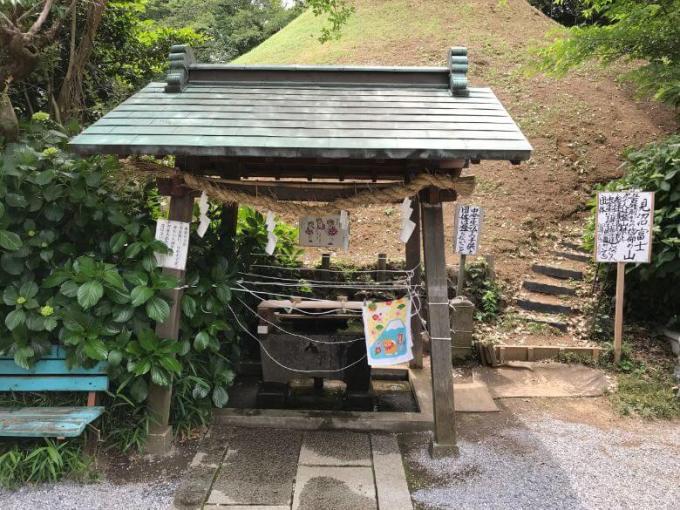 東沼神社手水舎