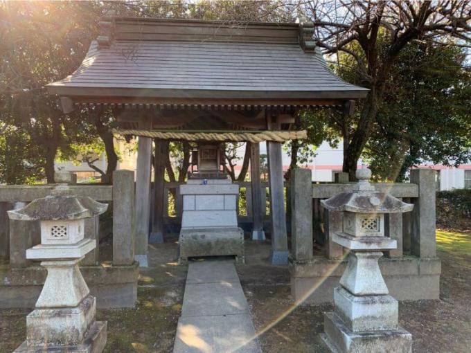 箭弓稲荷神社天神社