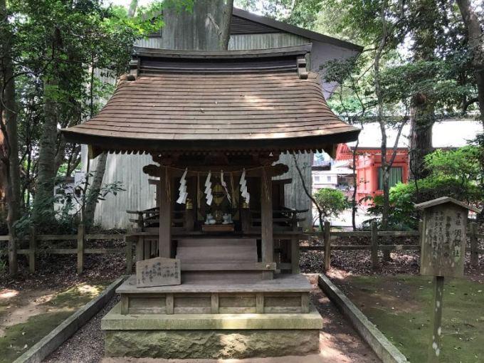 鹿島神宮須賀社
