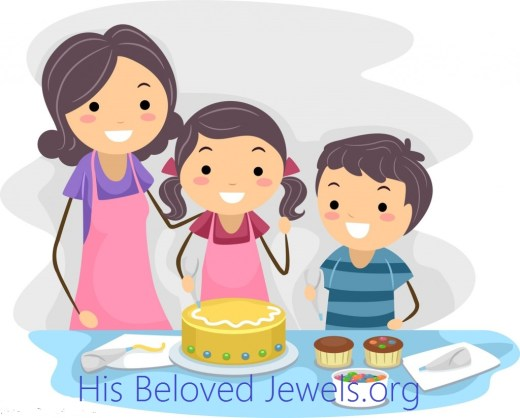 His Beloved Jewels Home Life