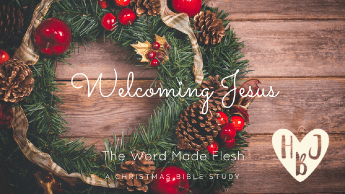 welcoming jesus