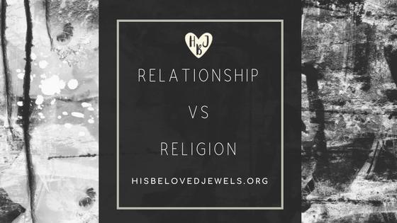 Relationship, Religion