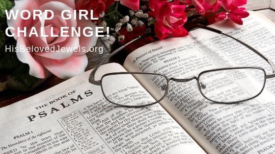 Word Girl Challenge