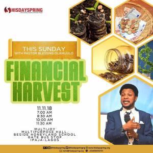 Financial Harvest