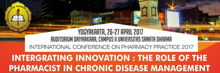 International Conference On Pharmacy Practice 2017