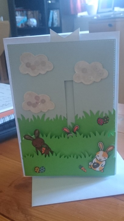 hidden bunny