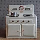 Vintage Amersham toy stove