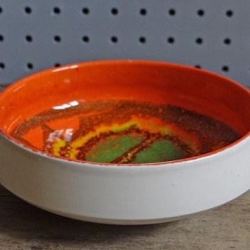 Carol Cutler Delphis dish
