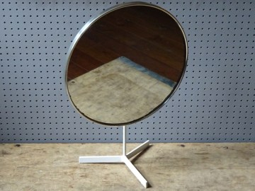 Vintage dressing table mirror manufactured by Durlston Designs Ltd | H is for Home