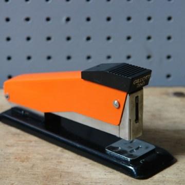 Vintage Gillott stapler