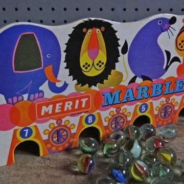 Merit marble game