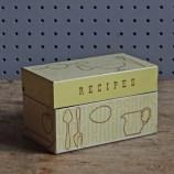 Recipe tin