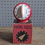 Red Smiths kitchen timer