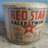 Red Star baler twine