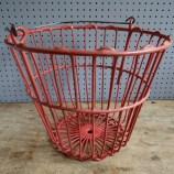 Red wire bucket