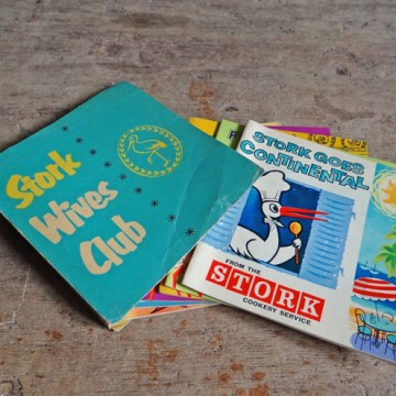 Stork cook books