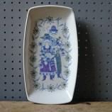 Vintage Turi Lotte dish designed by Turi Gramstad Oliver for Figgjo Flint | H is for Home