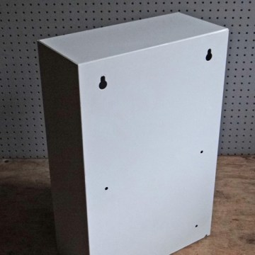 white first aid cabinet