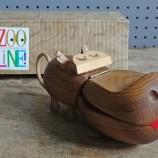 Zoo Line hippo