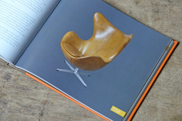 Egg Chair designed by Arne Jacobsen