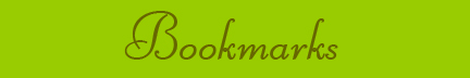 'Bookmarks' blog post banner