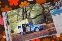 page in My Cool Campervan featuring a Citroen Nomad campervan