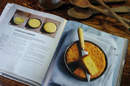 """cornbread recipe from the """"How to Make Bread"""" book"""