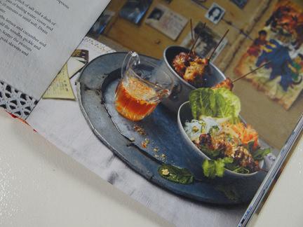 "skewer recipe in ""My Vietnamese Kitchen"" cookery book"