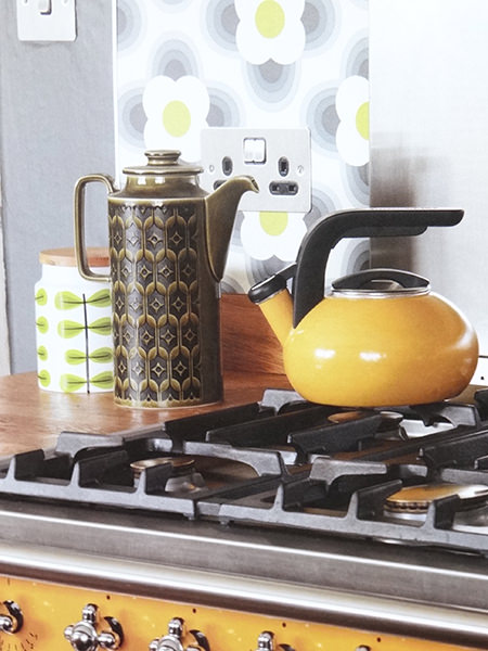 stove-top vignette | H is for Home
