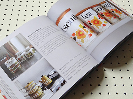 vintage kitchen storage | H is for Home