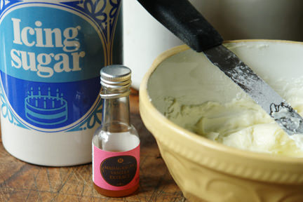 carrot cake frosting mix