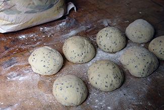 Daktyla dough balls | H is for Home