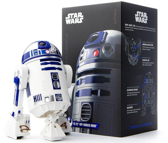 Sphero R2D2 droid
