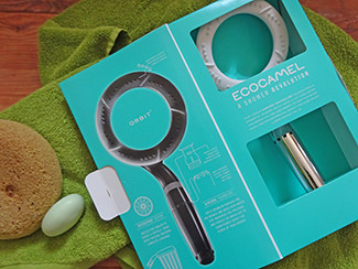 Ecocamel Orbit shower head | H is for Home