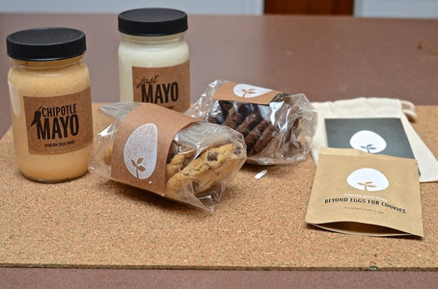 Hamptoncreek food products