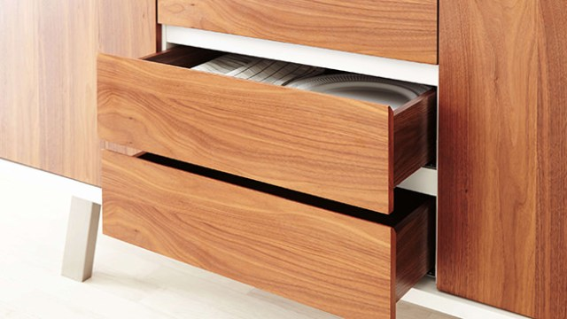 Sideboard drawers