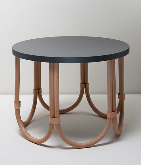 Limited edition Arcade table designed by Sam Baron for Just99   H is for Home