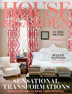 House and Garden magazine subscription