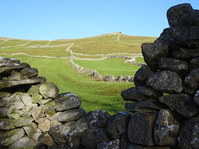 Dry stone walls, Malham, Yorkshire Dales | H is for Home