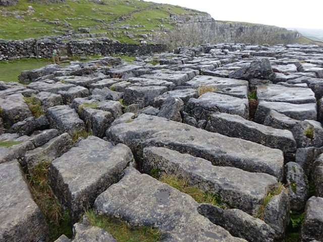 Limestone pavement, Malham Cove, Yorkshire Dales | H is for Home