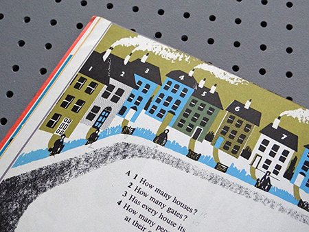 How many houses? illustration