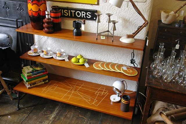 H is for Home vintage homewares at Picture House Antiques in Todmorden | H is for Home