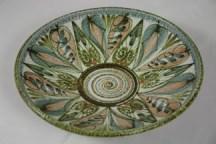 Vintage Denby Pottery studio bowl