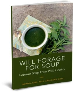 Will Forage for Soup: Gourmet Soups from Wild Greens