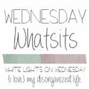 Wednesday Whatsits button