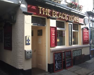 Black Horse pub, Whitby | H is for Home