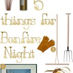 Gimme Five! Things for Bonfire Night