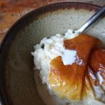 Cakes & Bakes: Baked rice pudding