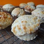 Cakes & Bakes: Buttermilk scones