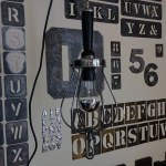 Retro industrial duty hand lamp